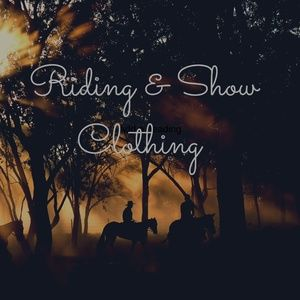 Other - Riding & Show Clothing
